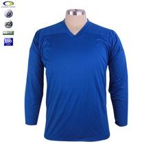 Hot selling full hand designer v neck t shirts in china