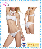 New design 2015 sexy girl bikini swimwear models