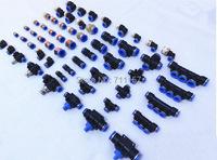 100 x пневматические крест союза 12 мм воздуха, арматура, толчок одним касанием pza - 12 мм в соединитель обжимным фитингом, быстрый монтаж стяжки