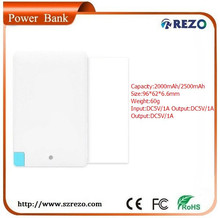 Dual output multi-function polymer charger 2000mah dual USB polymer charger amazon shop selling product