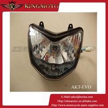 AKT-EVO Motorcycle Headlight For YAMAHA R1 2004 2005 2006 FHLYA005