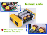 1000w power inverter circuit 12v 220v