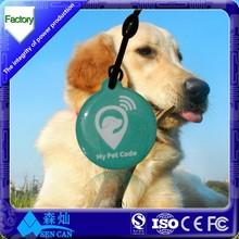 Pet ID Tags Custom Engraved Dog Cat Name Charm Tag