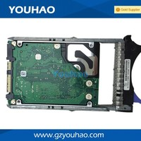 Original 44V7437 300GB 2.5 SAS Server Hard Drive For IBM Brand 1 Year warranty time