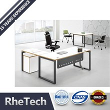 Top Class Custom-Made Leg Frame Office Chairs Laptop Table