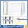 Hot Sale New Fashionable Customizable and Durable Powder coated welded/ chain link dog kennels cages