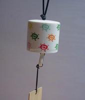 Cheap ceramic material wind bells