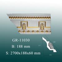 Environmental and Fashionable Polyurethane Decorative 3D Wall Panle Moulding