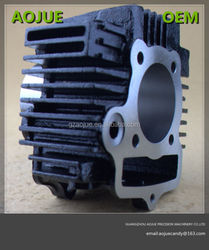 iron cylinder 110cc with high quality piston kit for sale
