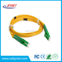 Lc Single Mode Simplex 2.0mm Cable Fiber Optic Pigtail or Patch Cord