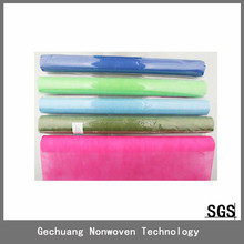 Nylon Glittering Sheer Organza Fabric for Flower Wrappings 2015