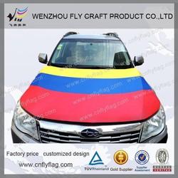 Economic unique decorate election car hood cover