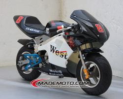cheap price electrical pocket bike, super bike, 125cc super bike