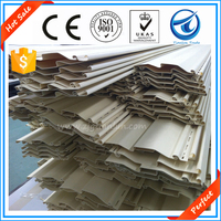 Perfect!10 inches wood grain PVC Vinyl wall Siding External Wall Boards for house decorations,pvc board for ceiling