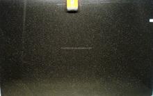 indian black black star galaxy granite slabs price from Xiamen Port