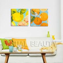 Home Decor Canvas Fruit Oil Paintings