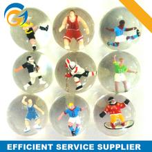 Transparent Super Bouncing Ball of Soccer Stars