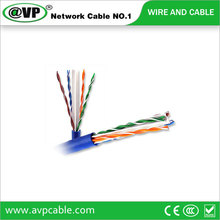 UTP cat 6e cable made in china