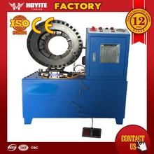 Hyt-68 buena calidad de la manguera arrugador máquina prensadora de mangueras hidráulicas venta