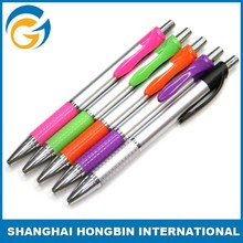 Plastic High Quality OEM lOGO Cheap Promotional Ball Pen