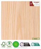 Face Fancy Plywood Engineered wood Veneer white Oak 1241C for furniture