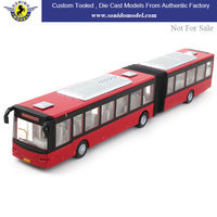 custom made 1:43 die cast bus model toy collection,metal toy city bus