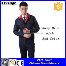 Custom Mens Navy Blue Carhartt Construction Workwear Uniform
