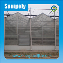 Easily Installed Polycarbonate Sheet Green House for Sale