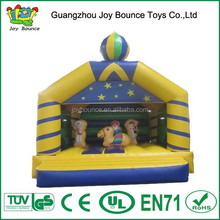 commercial jumping castle inflatable bouncy castle party , big bouncy castles
