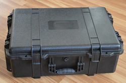 Safety IP67 ABS Hard Plastic Trolley Case