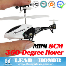 LEADHONOR Marca helicóptero rc mini-8cm