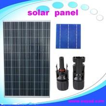 Grade A soalr panel factory direct price per watt solar panels