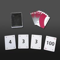 Custom entertainment playing poker
