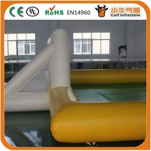 Factory direct sale long lasting best brand inflatable pool 2015