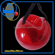promotional gift cheap plastic led flashing clown red nose for party favor and festivel