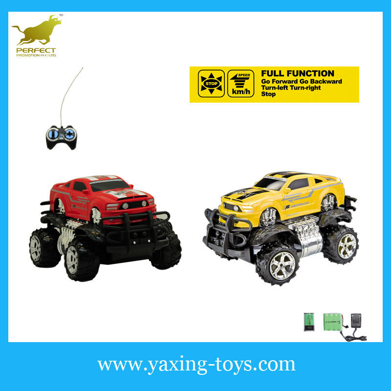 4 channel remote control car (big wheel) YX000065