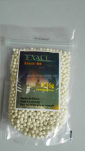 0.36 g 6 mm exacta ammo, plástico Pellets Ammo airsoft rifle