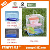 bule iron factory supplier pet hamster cage for sales