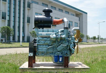 outboard engine for marine ship