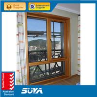 2015 SUYA long service aluminum window/ Xiangying Brand aluminum window/double glass aluminum windows