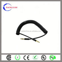 best customized 3.5mm mini plug stereo audio cable