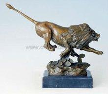 Best selling antique bronze sculpture lion