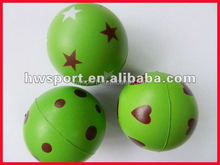 Promotional anti stress reliever ball