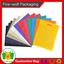Health Care Product Dyed PP Non Woven Bag