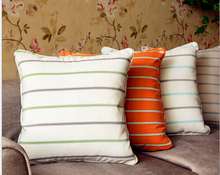 living room cotton decorative pillow and cushion