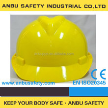 CE en397 ABS construction industrial safety helmet for head protection
