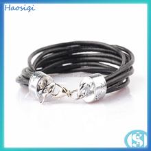 Handmade Leather Bracelet Custom Fashion Women Bracelet