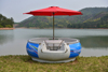 bbq donut boat for view park amusement park recreation facilities