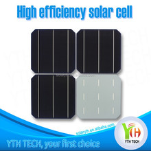 Grade A high efficiency monocrystalline solar cell 6X6 in solar cells for sales now