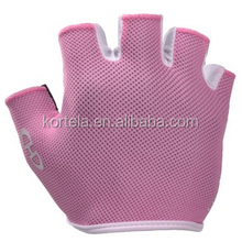 Mesh Fitness Sports Cycling Bike Gel Silicone Half Finger Bicycle Gloves
